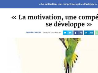 Conseils tirés de « La motivation, une compétence qui se développe » de Zwi Segal et Yves Duron (Pea