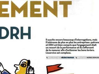 L'engagement des salariés, leitmotiv des DRH