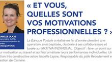 Et vous, quelles sont vos motivations professionnelles?