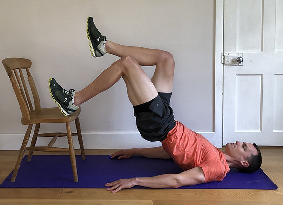 Lockdown Legs - Intermediate Strength Programme