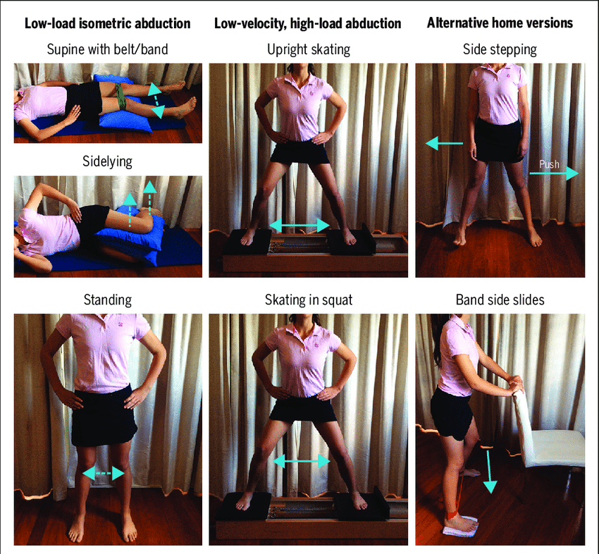 Series of exercises