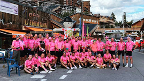 Le Cure - Day 4 - Finishing it off on the iconic Alpe d'Huez...and many beers