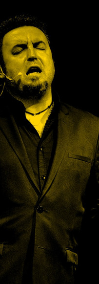 Manuel Gago - Singer