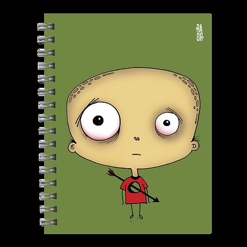 Cuaderno Cupido
