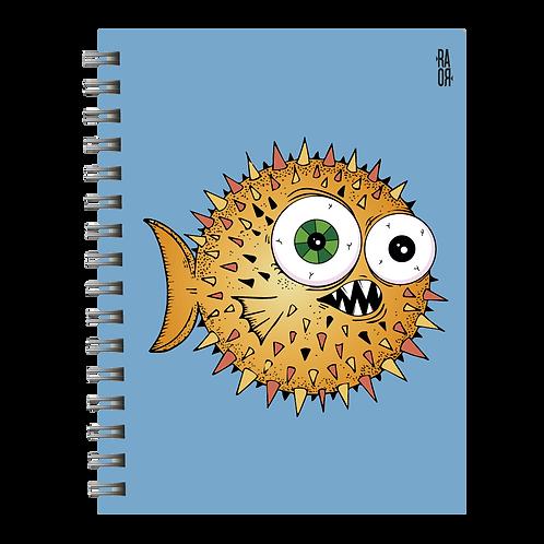 Cuaderno GlobeFish