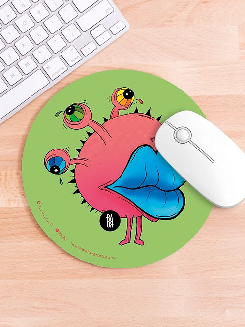 Mouse Pad - Kiss