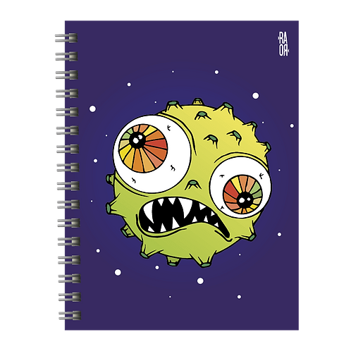 Cuaderno Moon