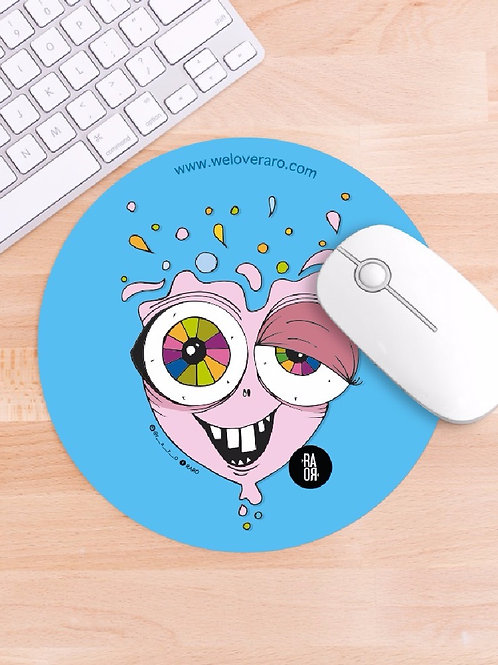 Mouse Pad - Happy