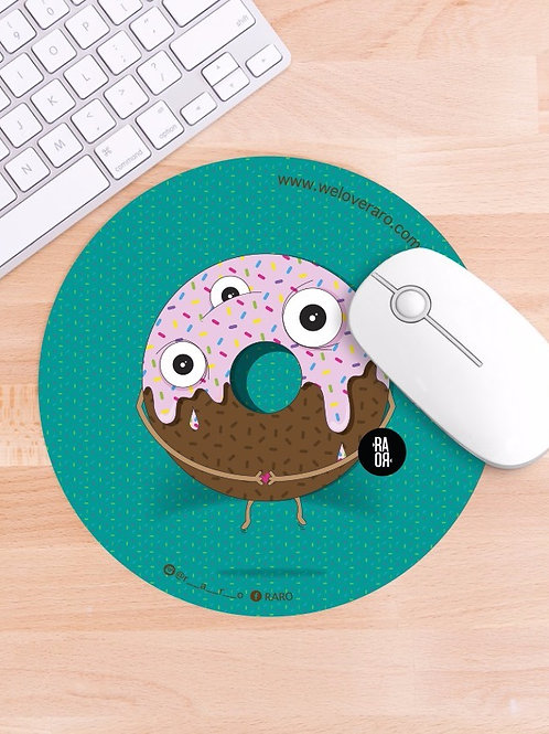 Mouse Pad - Donut