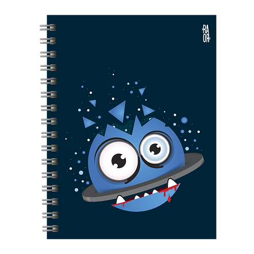Cuaderno BluePlanet