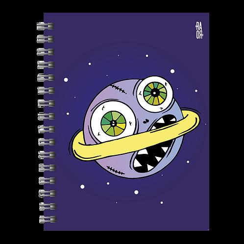Cuaderno Planet