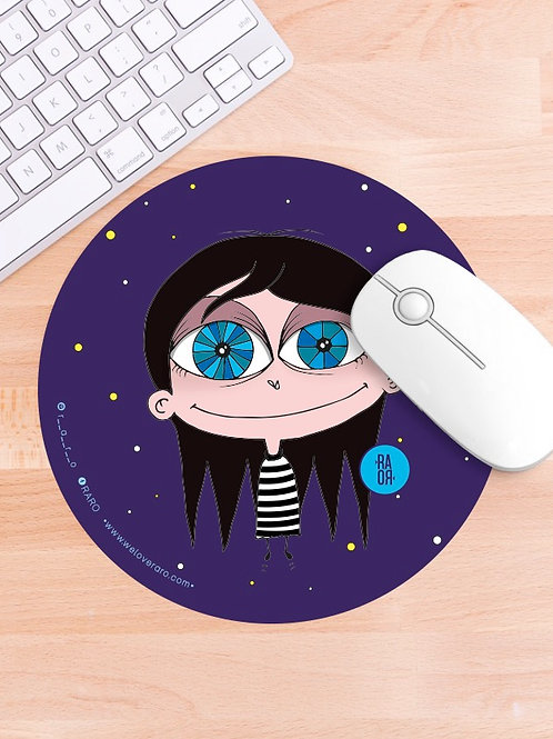 Mouse Pad - Friday Girl