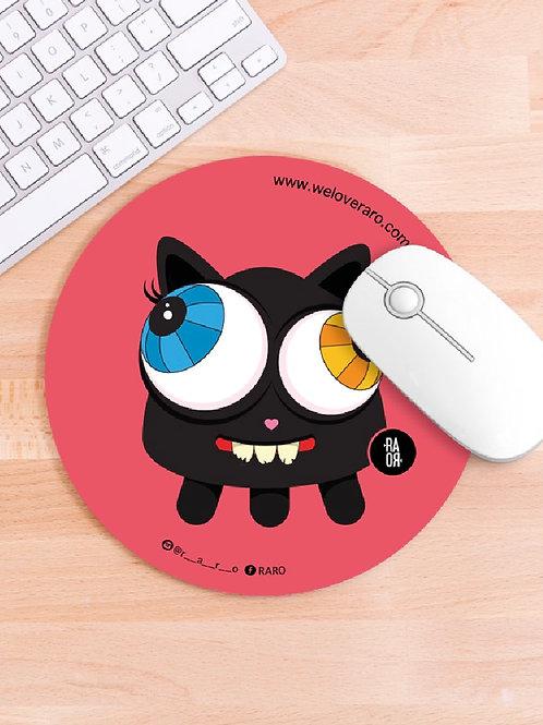 Mouse Pad - Gato trespatas