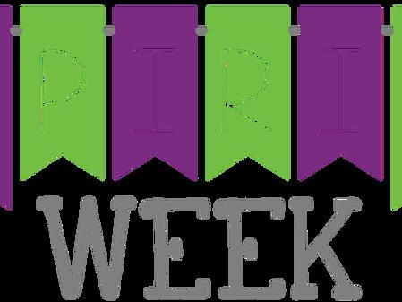 Spirit Week!