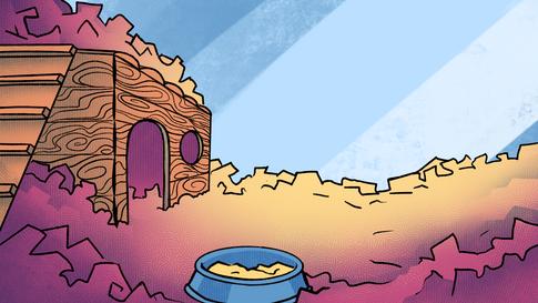 'Ham Outta' Hell' background