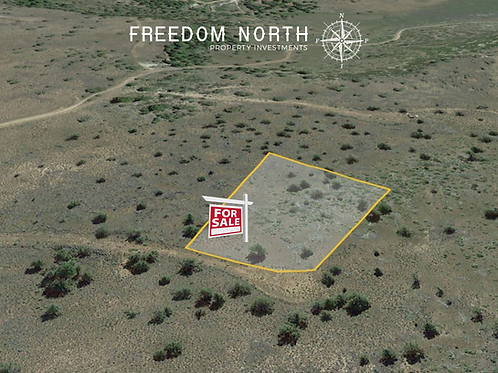 1.51 Acre R2 Residential Lot in Oregon Pines, Klamath County OR
