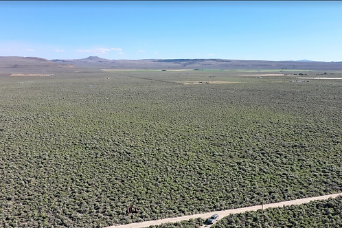 10 acres with Power, East side of Christmas Valley
