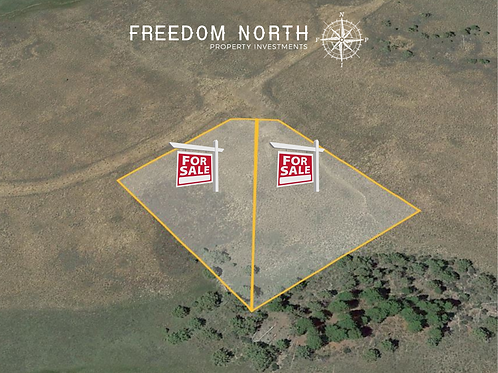 Two R2 Residential Lots Totaling Over 3 Acres, Klamath County Oregon