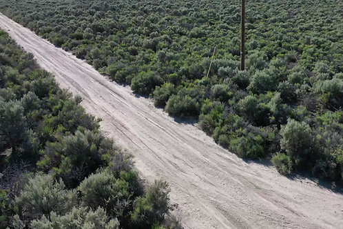 5 acres with Power, East side of Christmas Valley