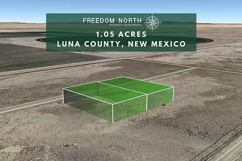 1.05-acre Gem in Luna County, New Mexico - Build Your Dream Home Here!