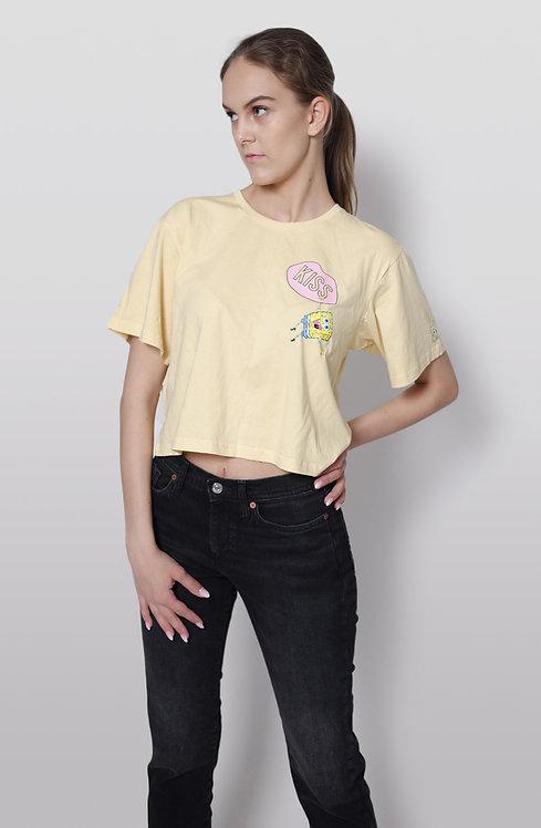 T-Shirt PLNYLALA Spongebob z metką