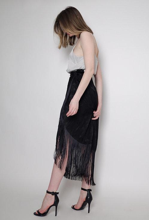 Spódnica w stylu hiszpańskim z limitowanej kolekcji
