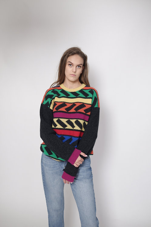 Wełniany sweter UNITED COLORS OF BENETTON