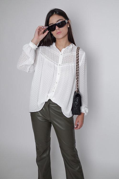 Biała koszula plumeti