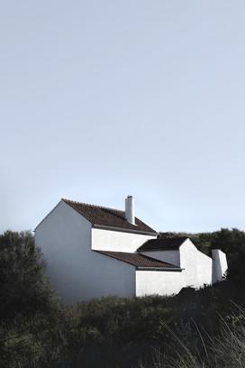 Haus in den Dünen II