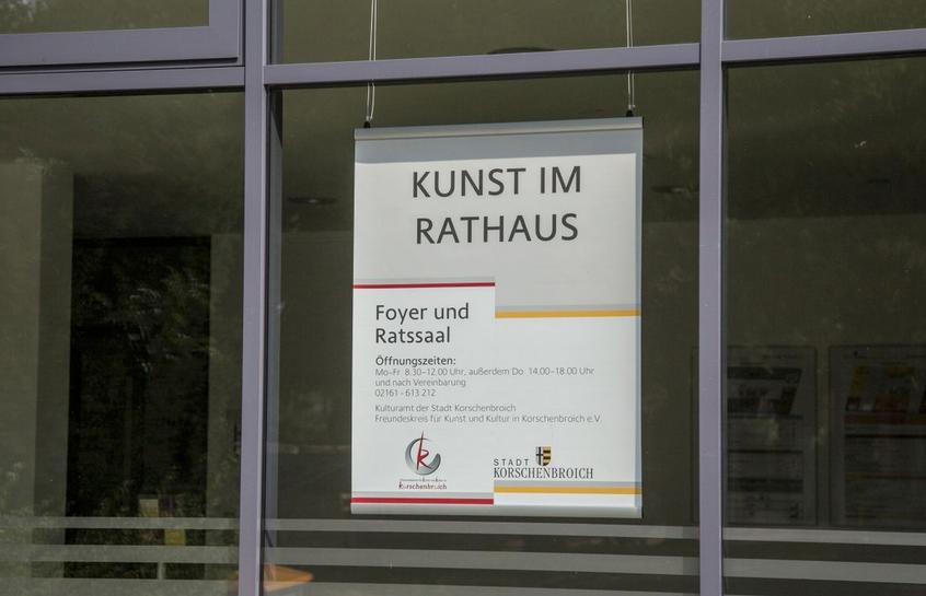 Kunst im Rathaus Korschenbroich