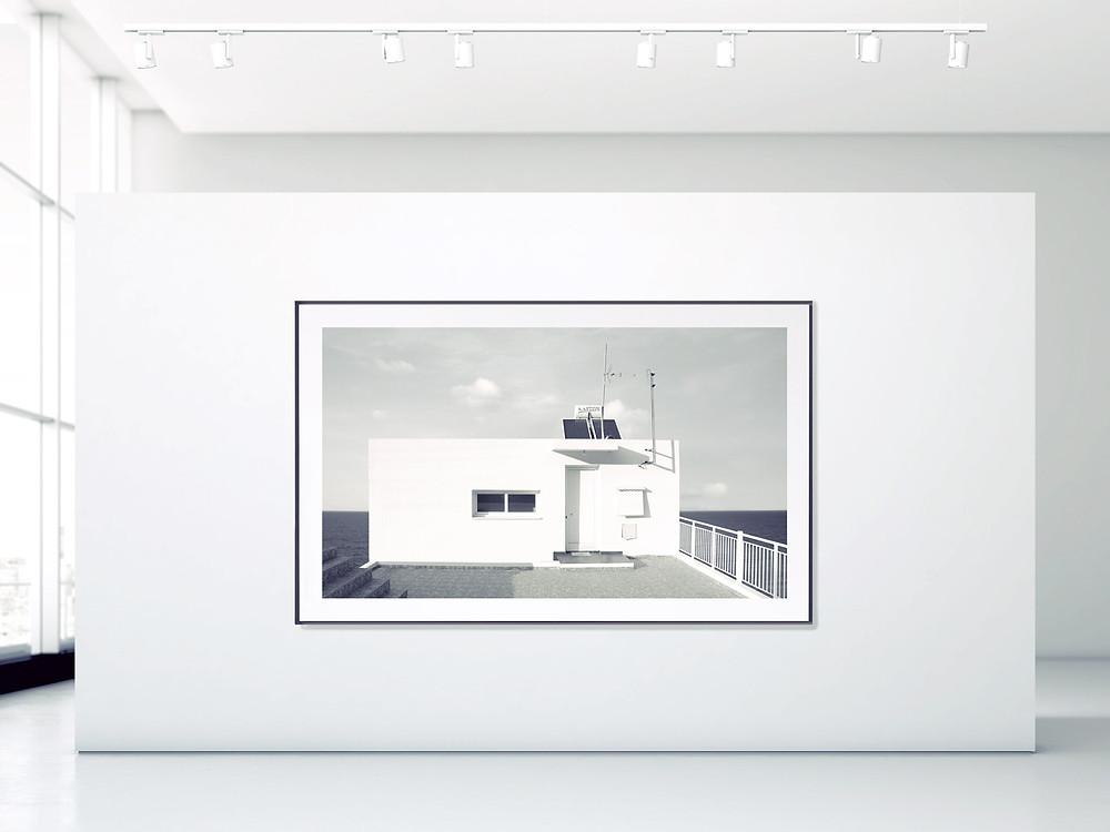 Foto Kunstwerk Villa Meer von Amede Ackermann