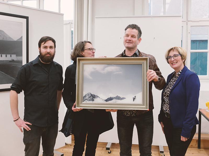 Amede Ackermann, Ausstellung Realität und Fikiton im Kunstverein Galeriewerkstatt Bayer Dormagen