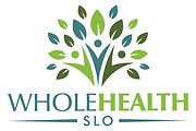 Whole  Health SLO Logo