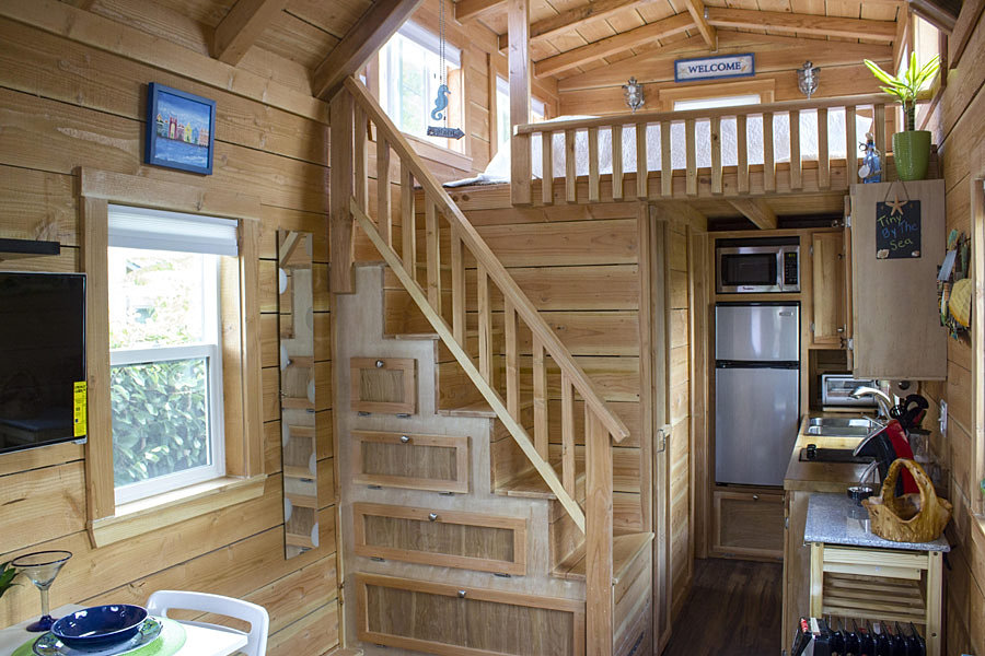 Freedom Tiny Home Builders Tiny House New York tiny house interior