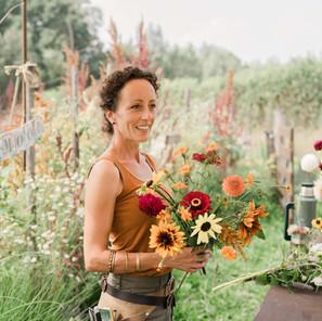 Flower Power - Mooy ondernemerschap van Yvonne