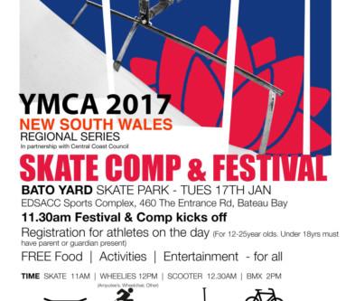 Bato Skate Comp