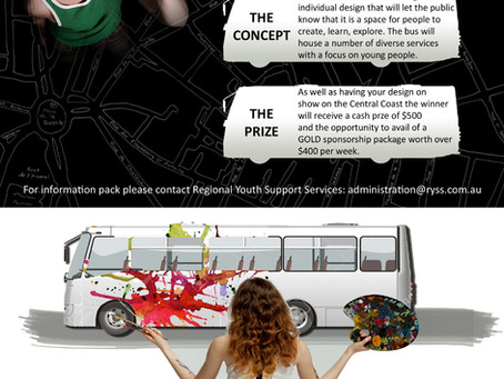 Regional Youth Support Services Bus Design Competition