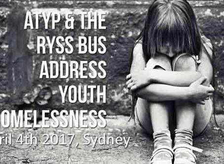 Australian Theatre for YP address homelessness