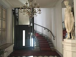Hall du cabinet Sophrologie Muriel Valen