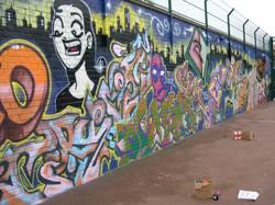 Graffiti WEbsite image