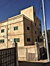 عماره للبيع على ارض 500 م في العبدلية قرب مسجد بلال ابن رباح