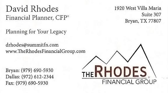 Rhodes Financial Group