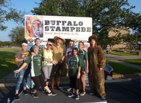 Buffalo Stampede Half Marathon & 5K