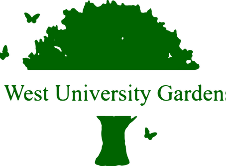 The new West University Gardens website is live!