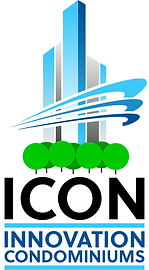 Innovation Condominiums ICON Logo