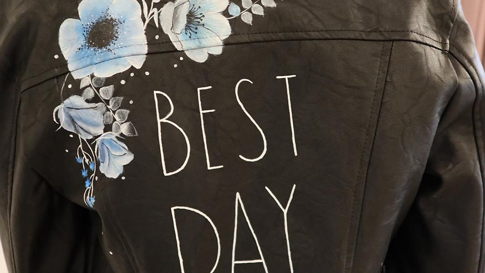 Best Day Ever jacket