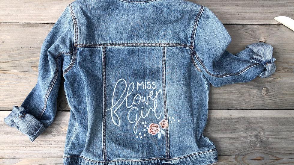 Miss Flower Girl