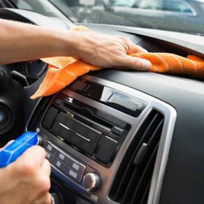 Como Higienizar Seu Carro...