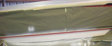 boat gel coat repairs, marine gel coat repairs, tracy boat gel coat