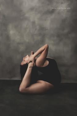 צילומי יוגה הריון